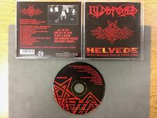 ILLDISPOSED - HELVEDE 1995 1PR NEW! INFERNAL TORMENT KONKHRA DOMINUS GOREFEST