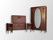 Ensemble de meuble chambre Art déco complète années 1930