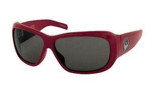 Dragon Alliance Sunglasses Pinup Scarlet / Grey 720-0959 LAST PAIR