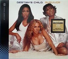 Destiny's Child - Survivor (2001) (Limited Edition Multichannel SACD)