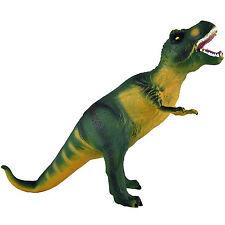 "Large 21"" (54cm) Soft Stuffed Rubber Dinosaur T-Rex Tyrannosaurus Play Toy"