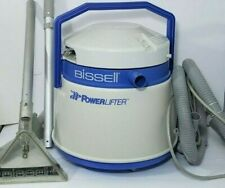Bissell Powerlifter Model 1660 Carpet Cleaner Shampooer Big Green