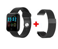 Montre Intelligente Connectée Smartwatch Sport Bracelet Android IOS Cardiaque