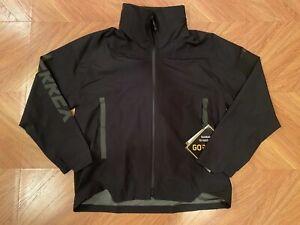 NWT adidas Terrex Myshelter GTX Gore-Tex Paclite Rain Jacket Men's Medium FP8450