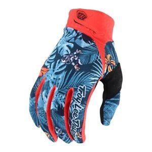 2018 Troy Lee Designs Youth Air Team KTM Gloves-YXS