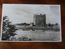 Lot17g THREAVE CASTLE - Castle Douglas SCOTLAND Valentine's A8400 Postcard