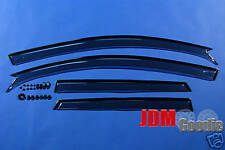 Genuine JDM Mazda 3 Axela 5 dr Visor Rain Guards Set 04-09
