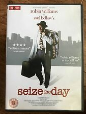 Robin Williams Jerry Stiller SEIZE THE DAY ~ 1986 Saul Bellow Drama | UK DVD