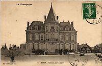 CPA Avize Chateau de Cazanove (491318)