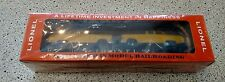 LIONEL 6424 TWIN AUTOMOBILE CAR BAR END TRUCKS 2 YELLOW CARS BRAND NEW SEALED