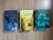 Die fließende Königin Das steinerne Licht gläserne Wort Trilogie Buch Kai Meyer
