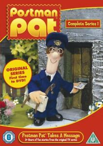 Postman Pat Complete Series 1 Postman Pat Takes a Message New Region 2 DVD