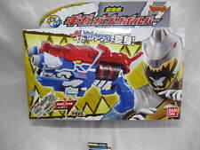 Bandai Power Rangers Dino Charge Kyoryuger DX Giga Gabu revolver NEW from japan