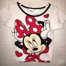 Disney Minnie Mouse Girls tee shirt