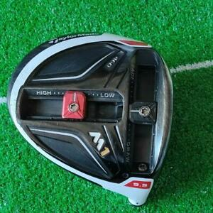 F/S FedEx wTrack# | Taylormade M1 | 1W 9.5* | Head ONLY
