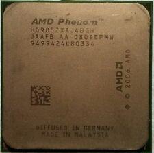 AMD PHENOM Quad Core 2.5GHz HD985ZXAJ4BGH socket AM2/AM2+