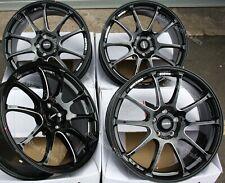 "17"" Friction Alloy Wheels Fits Peugeot 1007 106 2008 205 206 207 3008 4x108"