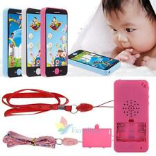 Kids Children Baby Music Learning Study Toy Mobile Phone Educational Toy Gift A