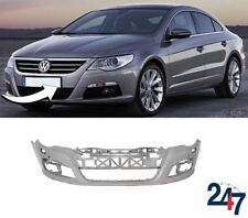 NEW VW PASSAT CC 2008-2012 FRONT BUMPER WITH HEADLIGHT WASHER AND FOUR PDC HOLES