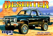 MPC 1984 GMC Deserter Pickup 1:25 Scale Model Kit NEW