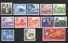 Trinidad - QEII - 1960 - 13 Values - MNH