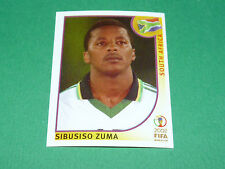 N°165 ZUMA SOUTH AFRICA PANINI FOOTBALL JAPAN KOREA 2002 COUPE MONDE FIFA