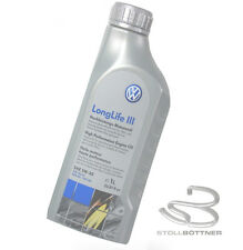 Original Volkswagen VW Professional Longlife III 5W-30 Öl Motoröl 1l VW 504/507