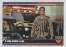 2014 Topps Transformers UK #26 A city under siege Non-Sports Card 1i3