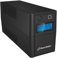 PowerWalker VI 850SE Line Interactive UPS, 850VA / 480W - POWERWALKER