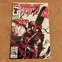 Marvel Comics Wolverine Typhoid Mary Ghost Rider #110