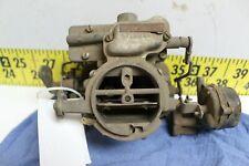 Used Pontiac 2 Barrel Carburetor 48745 A 1963 1967 511