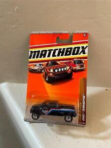 Matchbox Matchbox GMC Terradyne #50/100 Construction V46