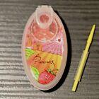 1X Erdbeere Shark Aroma Kapseln Zigarette 100 Kugeln Perlen Klick Filter Premium