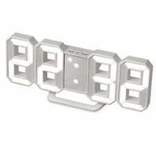 Clock Digital with numbers size grande alimentazione attraverso transformer