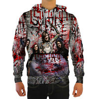 Suicide Silence Band Rock Music Men's Hoodie