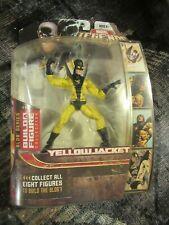 Marvel Legends YELLOWJACKET Blob BAF. Mint In Package Toybiz Avengers