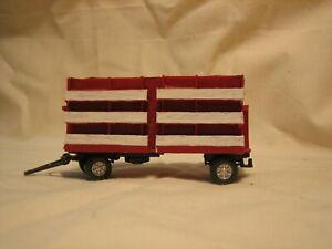 Circus Wagon HO Walthers 7