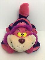 Disneyland Cheshire Cat Alice In Wonderland Stuffed Plush Disney World Vintage