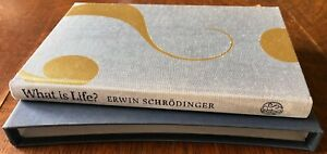 What is Life? Erwin Schrödinger Physical Aspect of the Living Cell Folio 2000