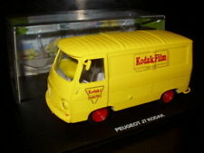 voiture 1/43 atlas NOREV petits utilitaires  PEUGEOT J7 Kodak Film