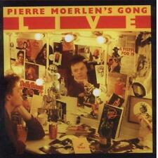 PIERRE MOERLEN'S GONG: Live (1980) ESOTERIC CD Neu