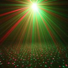 Christmas Outdoor Decorations Lights Home Motion Star Red Green Laser Projector