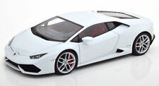 1:18 AUTOart Lamborghini Huracan LP610-4 Coupe 2014 white-metallic