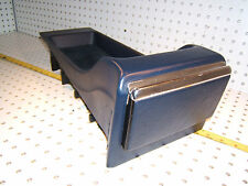 Mercedes Early C126 SEC REAR seat BLUE open 1 Console & 1 ashtray,1268430707,T#1