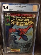 Amazing Spider-man #200 CGC 9.4   Origin Retold   White pages NEWSTAND version