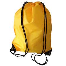 Bolsas de deporte amarillo