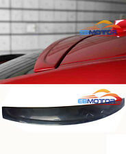 3D Style Real Carbon Fiber Roof Spoiler For BMW X4 F26 2014UP b388