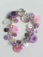 Handmade Button Bracelet