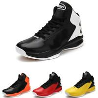 Casuals Shoes Men Basketball Athletic High Top Sneaker Sport Fashion Breathable