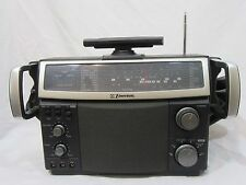 Emerson Multi-Band Portable Radio MBR-1 Shortwave Am Fm Air Weather TV Bands